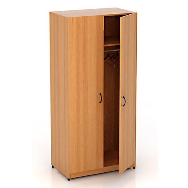Шкаф для одежды Дельта ШФ 18 миланский орех