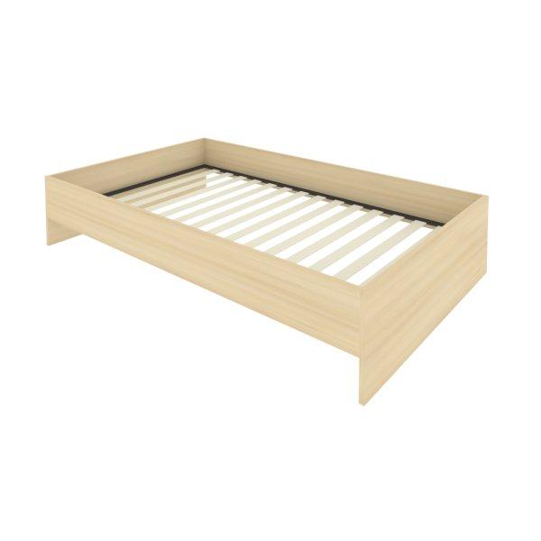 Кровать без изголовья Light С-К-120 акация лорка