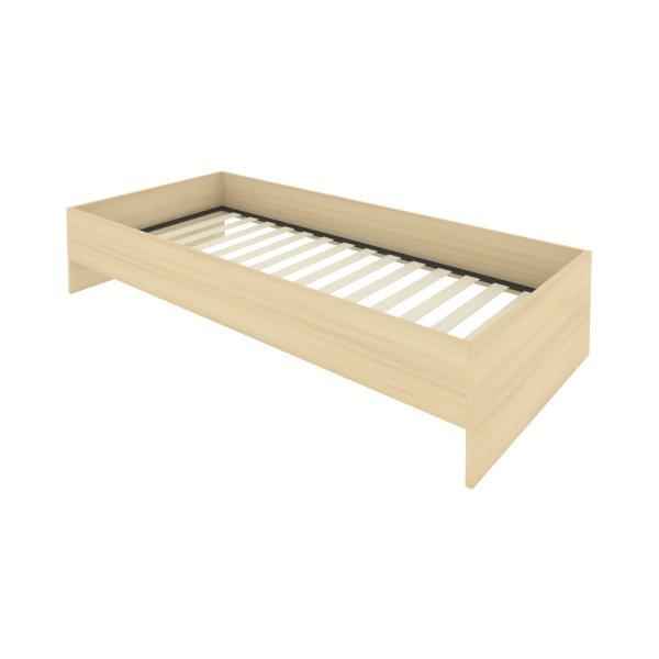 Кровать без изголовья Light С-К-90 акация лорка
