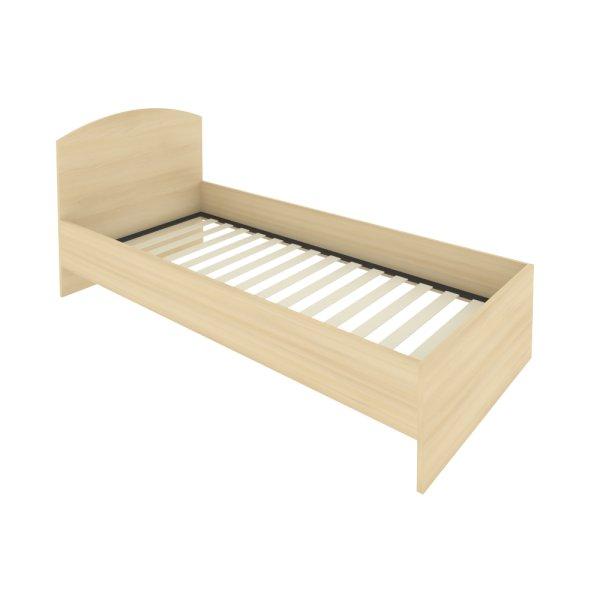 Кровать с изголовьем Light С-КИ-90 акация лорка